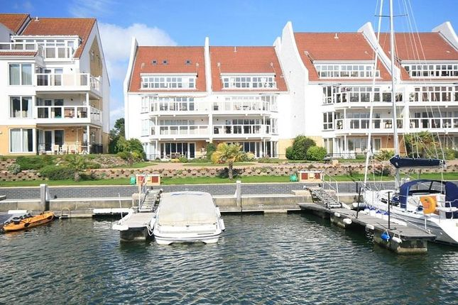 Thumbnail Flat to rent in Moriconium Quay, Lake Avenue, Poole