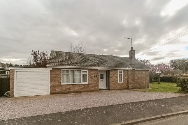 Thumbnail Detached bungalow to rent in Chapel Gardens, Whaplode, Spalding, Lincolnshire