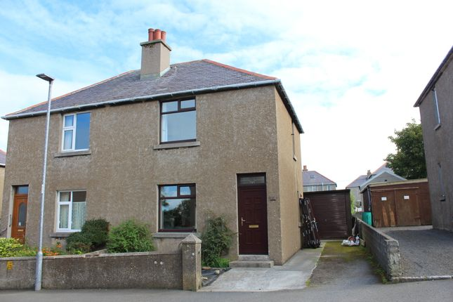 Thumbnail Semi-detached house for sale in Slater Street, Kirkwall, Orkney