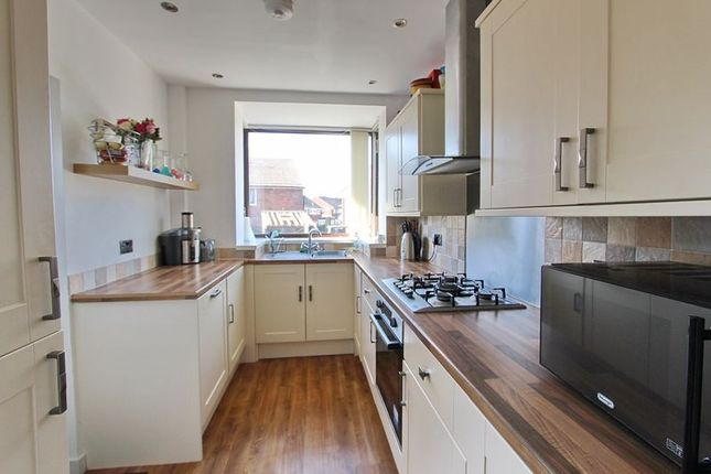 Kitchen of Harlech Avenue, Whitefield, Manchester M45