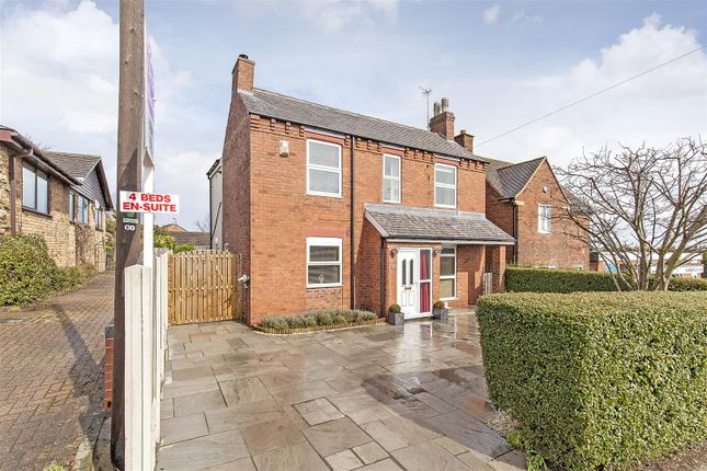 Thumbnail Detached house for sale in Stone Lane, New Whittington, Chesterfield