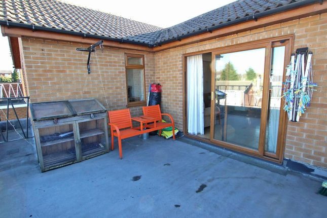 Terrace of Middlebeck Drive, Arnold, Nottingham NG5