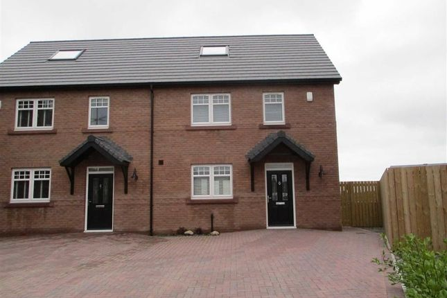 Thumbnail Semi-detached house to rent in Tarn Close, Cleator Moor