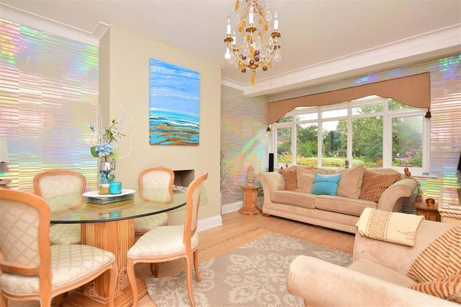 Thumbnail Semi-detached house for sale in London Road, Wallington, Surrey