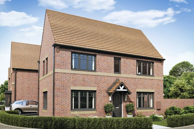 "Detached house for sale in ""Ennerdale"" at Farriers Green, Lawley Bank, Telford"