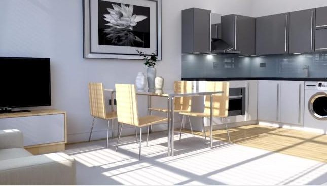 1 bed flat for sale in Bankfield Road, West Derby