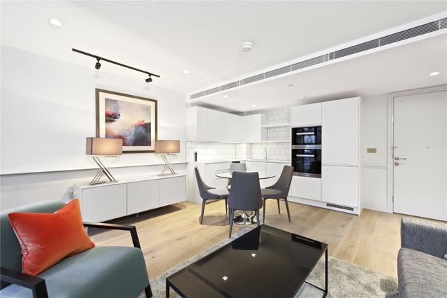 1 bed flat for sale in Queens Wharf, London W6