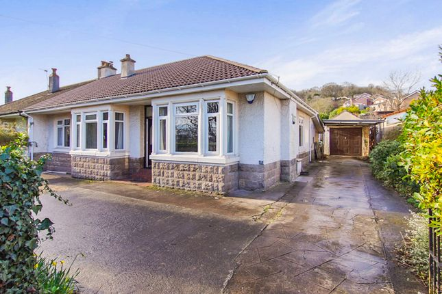 Thumbnail Semi-detached bungalow for sale in Upper Bristol Road, Weston-Super-Mare