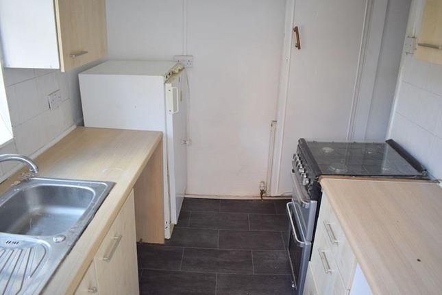 Kitchen of Parkfield Street, Rusholme, Manchester M14