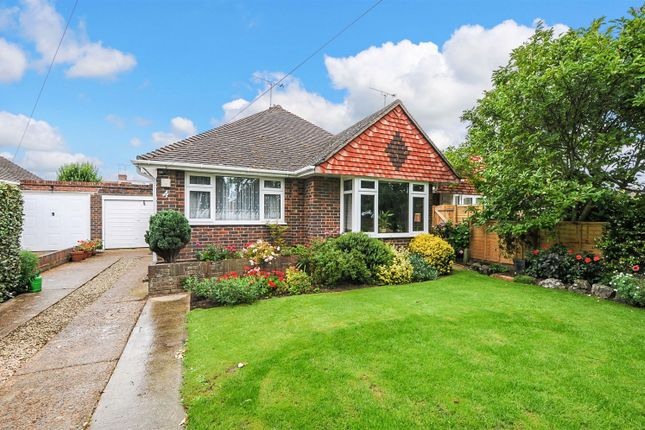 Thumbnail Detached bungalow for sale in Upton Road, Tarring, Worthing