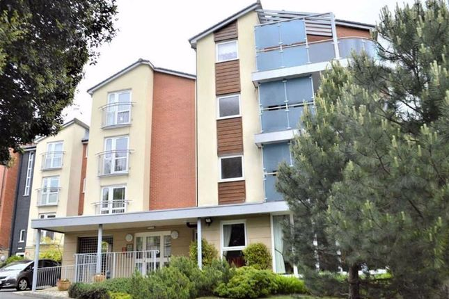 Thumbnail Flat for sale in Pantygwydr Court, Uplands, Swansea