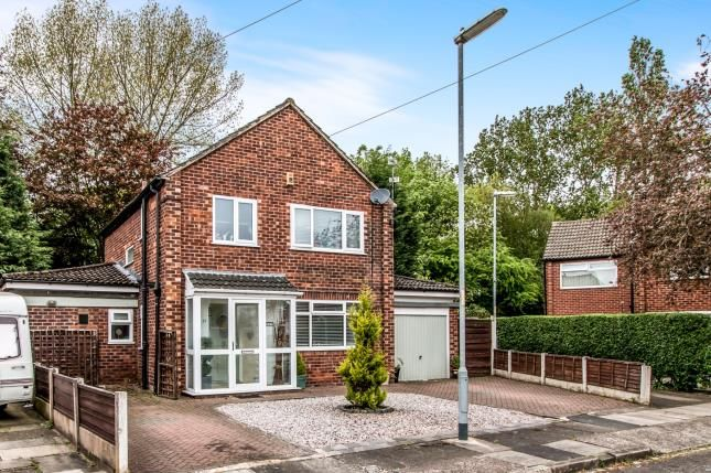 Thumbnail Detached house for sale in Biddall Drive, Baguley, Manchester, Greater Manchester