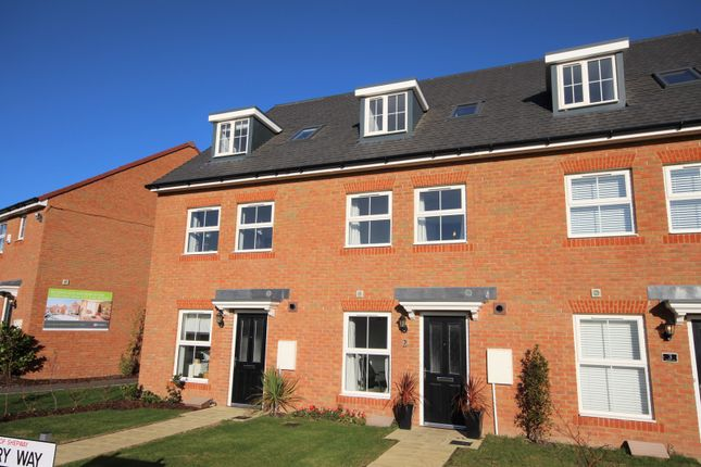 Thumbnail Terraced house for sale in Quarry Way, Hythe