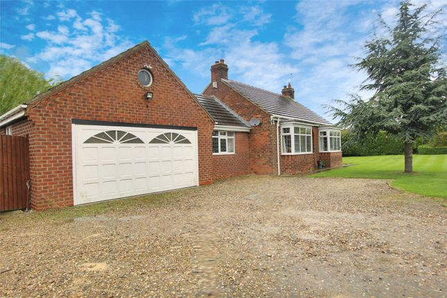 Thumbnail Bungalow for sale in Meaux, Beverley, East Riding Of Yorkshi