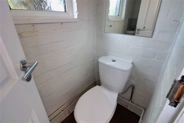 Downstairs wc of Spinkhill Road, Richmond, Sheffield S13
