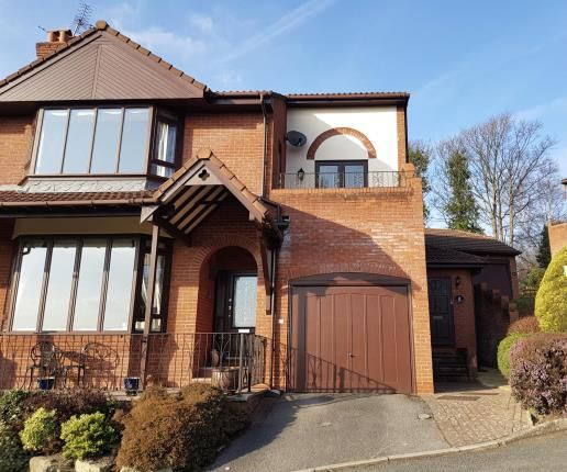 Thumbnail Flat for sale in Queens Park, 10 Pipers Lane, Wirral, Merseyside