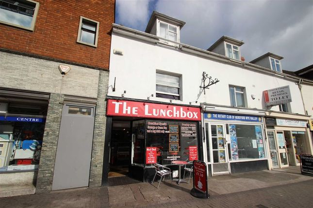 Commercial property for sale in Commercial Road, Hereford, Herefordshire