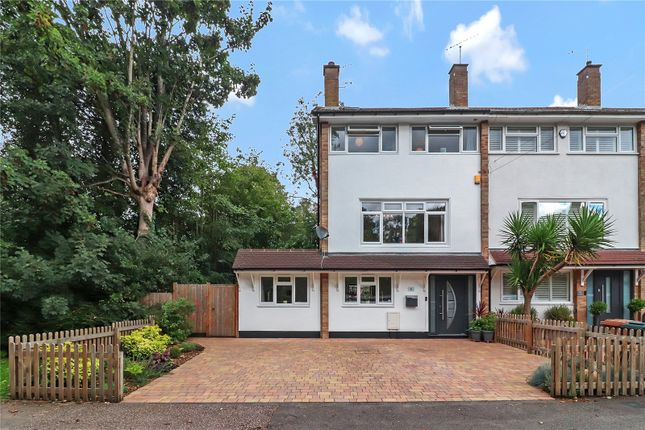 Thumbnail End terrace house for sale in St. Lawrence Close, Abbots Langley