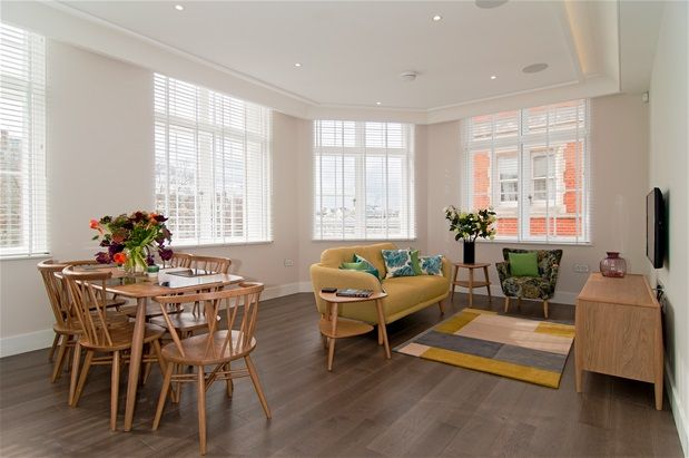 Thumbnail Flat to rent in West Smithfield, London