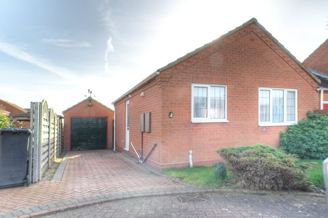 Thumbnail Bungalow to rent in Paddock Rise, Barrow-Upon-Humber