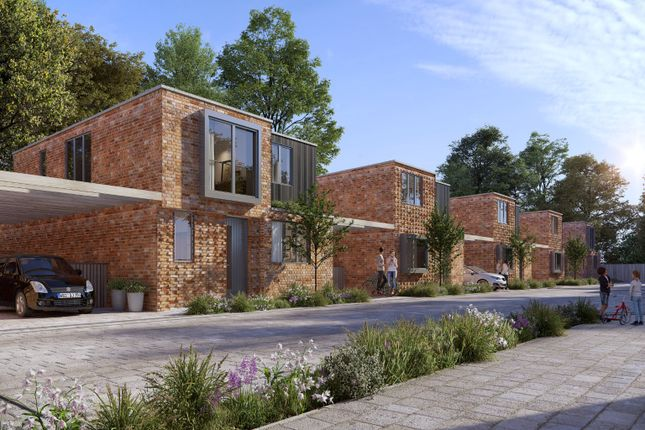 Thumbnail Link-detached house for sale in Plot 2, Swifts Close, Dry Drayton