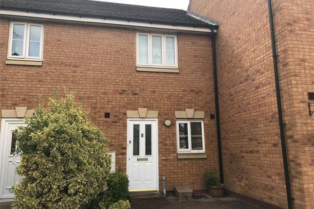 Thumbnail Terraced house to rent in Tanners Grove, Longford, Coventry