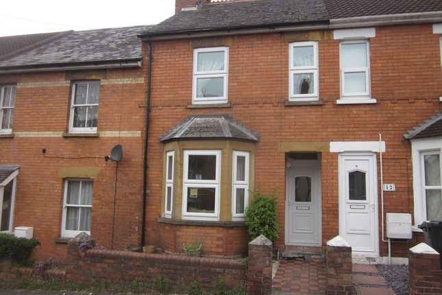 Thumbnail Terraced house to rent in Orchard Street, Yeovil