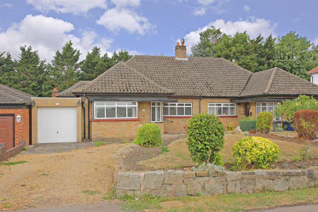 Thumbnail Bungalow for sale in Barnet Gate Lane, Arkley, Barnet