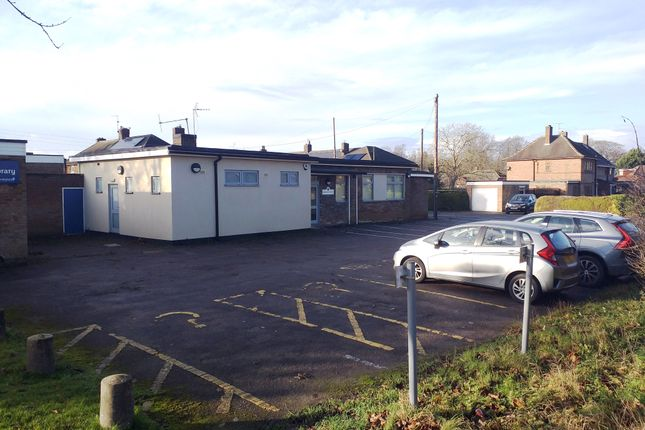 Thumbnail Office for sale in London Road, Bracebridge Heath, Lincoln