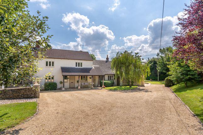 Thumbnail Semi-detached house for sale in Horsdown, Nettleton, Chippenham
