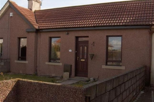Thumbnail Bungalow to rent in Cairns Terrace, Methilhill, Fife
