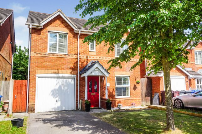 Thumbnail Detached house for sale in Brampton Close, Kirkby