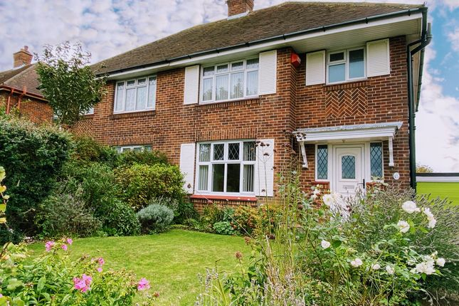 Thumbnail Semi-detached house for sale in King George Vi Drive, Hove