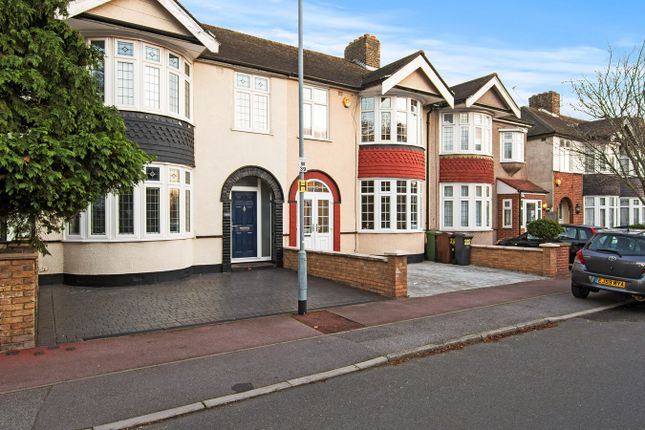 Thumbnail Terraced house for sale in Westrow Drive, Barking