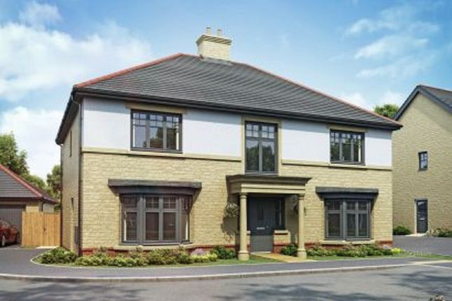 Thumbnail Detached house for sale in Lady Lane, Swindon, Wiltshire