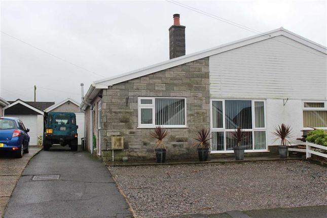 2 bed semi-detached bungalow for sale in Summerland Park, Upper Killay, Swansea