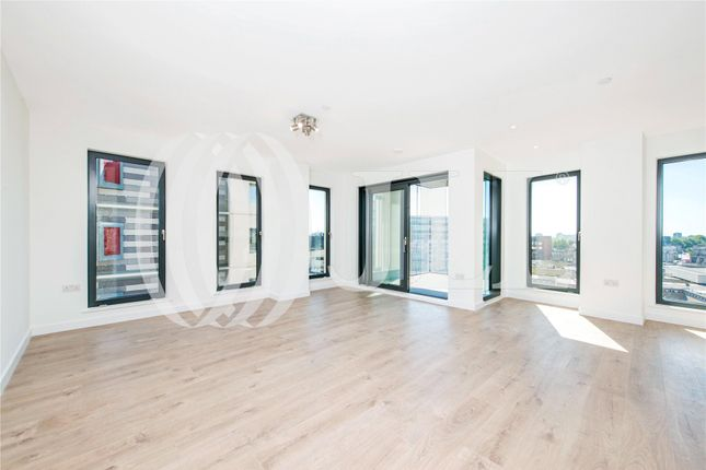 Thumbnail Flat to rent in Legacy Tower, Stratford Central, 88 Great Eastern Road, London