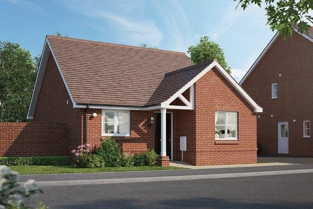 Thumbnail Bungalow for sale in The Buxton, Chapel End Road, Houghton Conquest