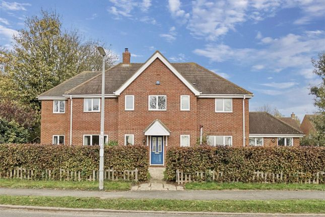 Thumbnail Detached house for sale in High Street, Spaldwick, Huntingdon