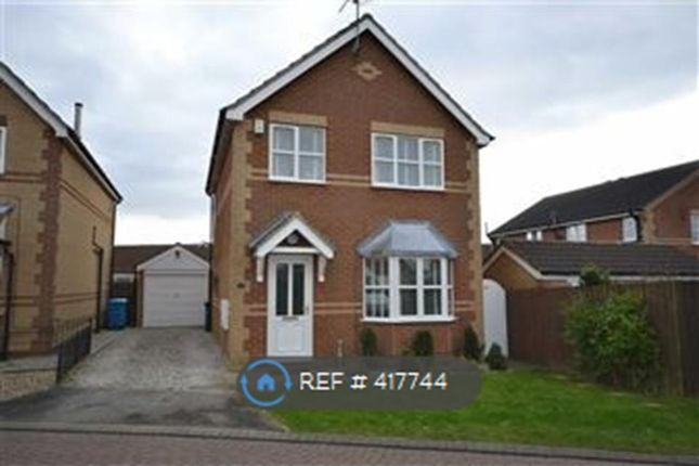 Thumbnail Detached house to rent in Sleightholme Close, Kingswood, Hull