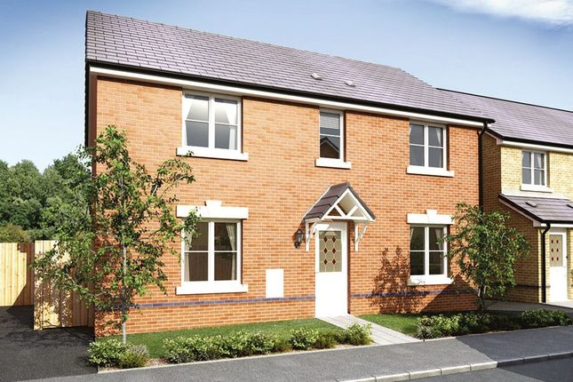 Thumbnail Detached house for sale in The Frampton, Cae Sant Barrwg, Pandy Road, Bedwas
