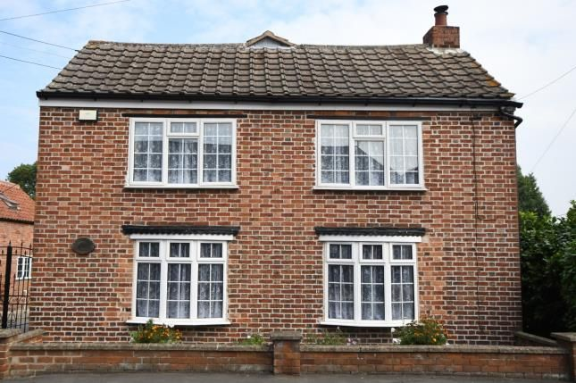 Thumbnail Detached house for sale in High Street, Swinderby, Lincoln, .