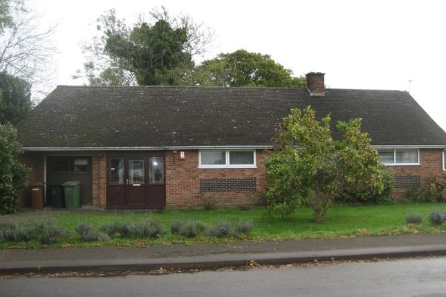 Thumbnail Bungalow for sale in Mill Road, Mattishall, Dereham, Norfolk