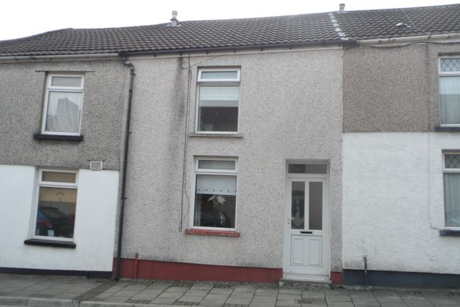 Thumbnail Terraced house to rent in Ynysllwyd Street, Aberdare