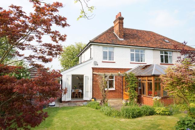 Thumbnail Semi-detached house for sale in Skye Hall Hill, Boxted, Colchester