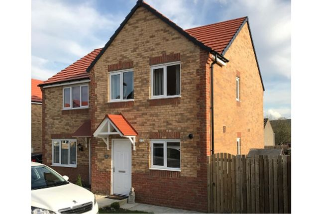 Thumbnail Semi-detached house for sale in Gibson Close, Haltwhistle