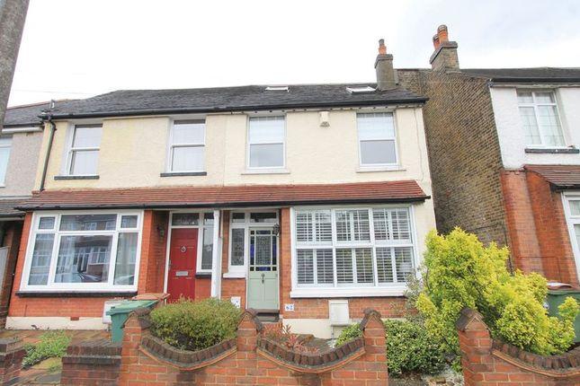 Thumbnail End terrace house for sale in Gander Green Lane, Sutton