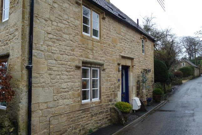 Thumbnail End terrace house to rent in Middle Stoke, Limpley Stoke, Bath