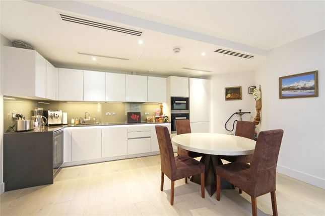 3 bed flat for sale in Ravensbourne Apartments, 5 Central Avenue, London
