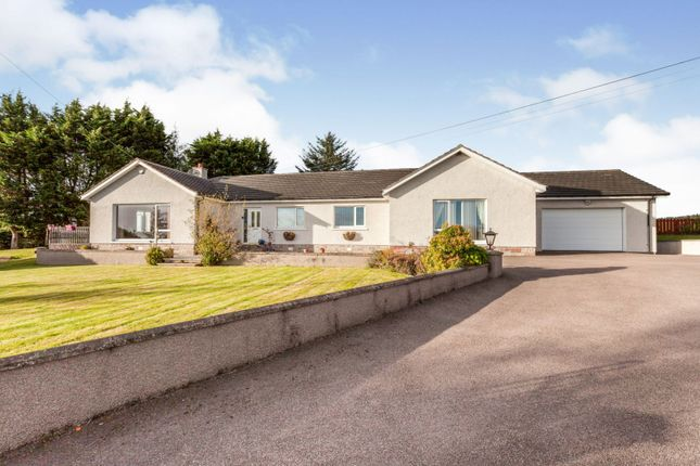 Thumbnail Detached bungalow for sale in Fintray, Aberdeen